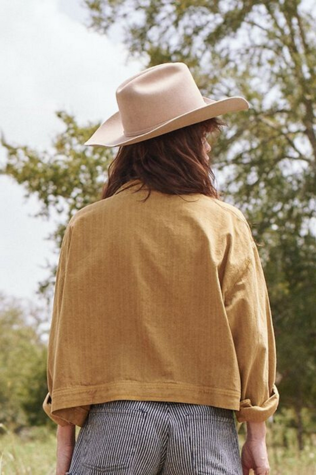 The Great The Herringbone Rancher Jacket