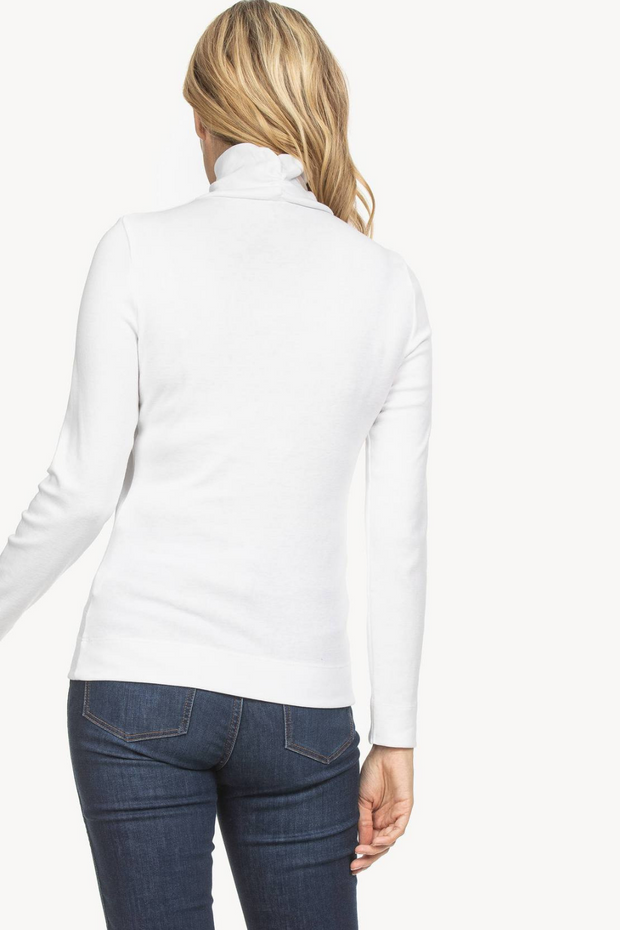 Lilla P Long Sleeve Turtleneck