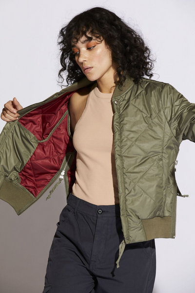 NSF Neil Side Zip Bomber