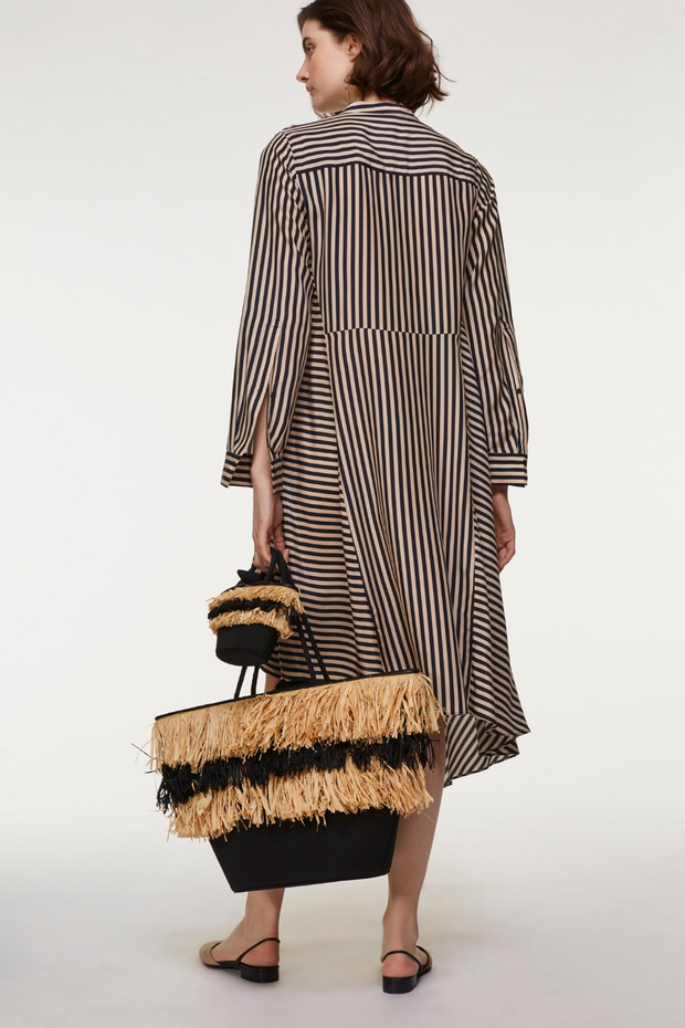 Dorothee Schumacher Striped Sensation Dress