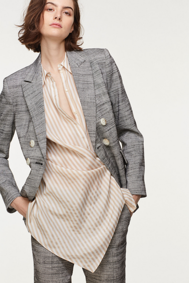 Dorothee Schumacher Structured Ambition Jacket