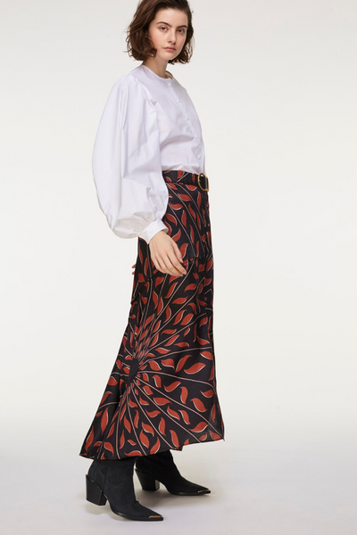 Dorothee Schumacher Graphic Ray Skirt