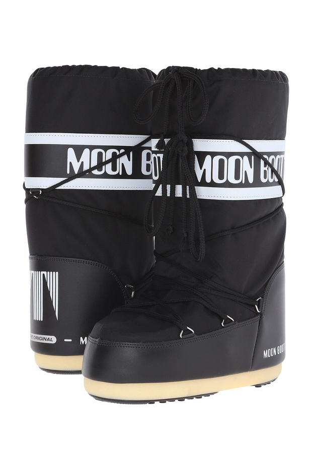 Moon Boot Classic Nylon Tall Boot