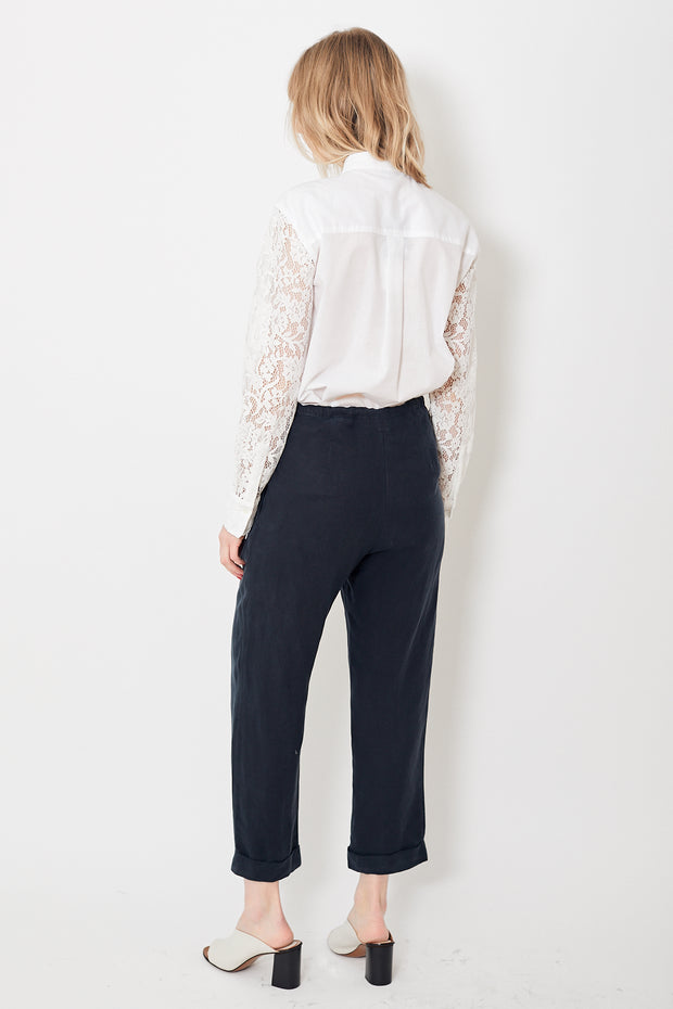 NSF Viola Pleated Pants