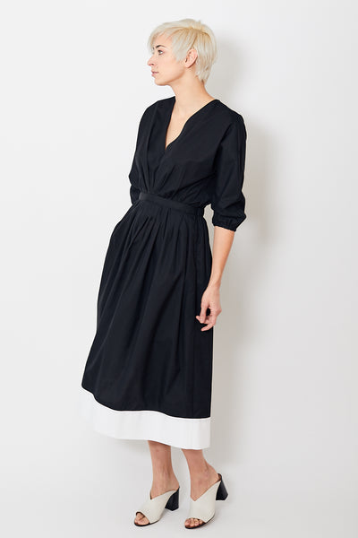 N°21 Contrast Hem Dress