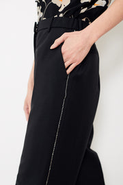 N°21 Cropped Drawstring Pants