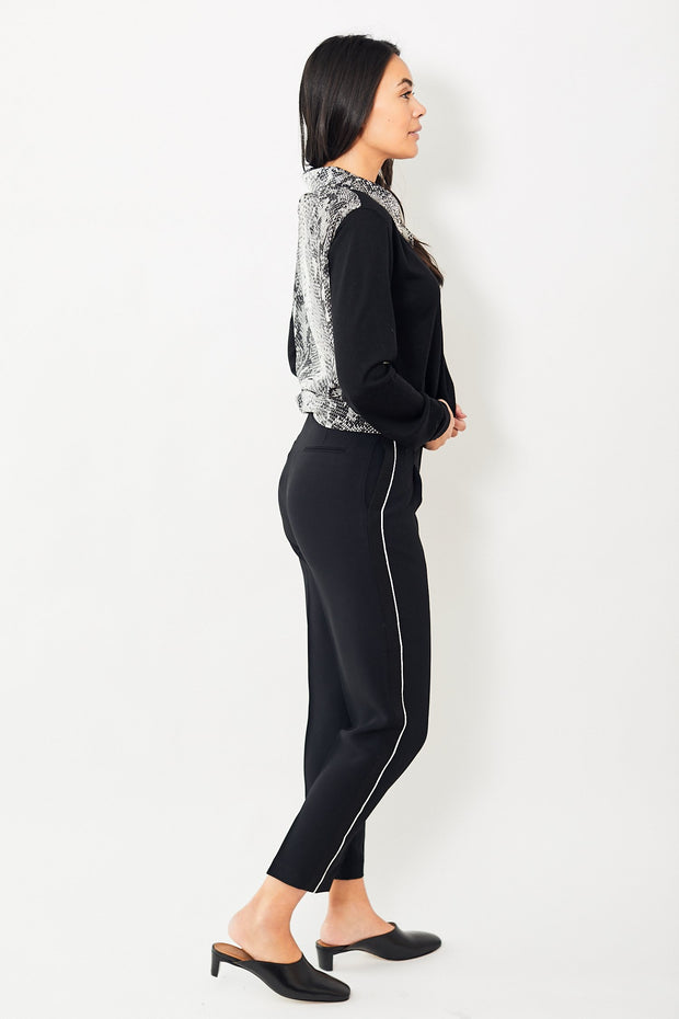 N°21 Pleat Front Trouser