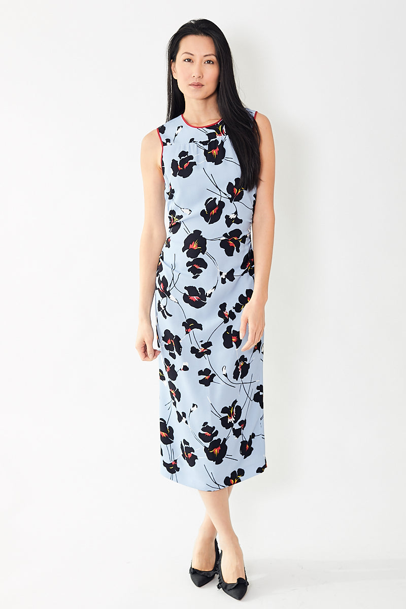 N°21 Sleeveless Floral Dress
