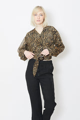 Nanushka Balloon Sleeve Shirt