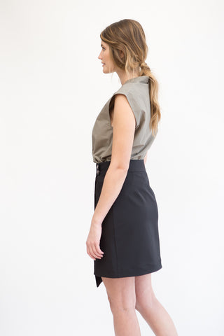 Nomia Cargo Pocket Skirt