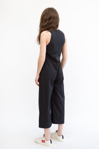 Nomia Cropped Jumpsuit