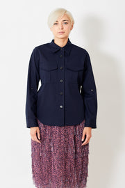 Odeeh Double Pocket Button Down Shirt
