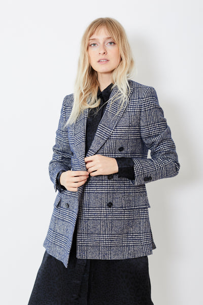 Officine Générale Manon Wool Jacket
