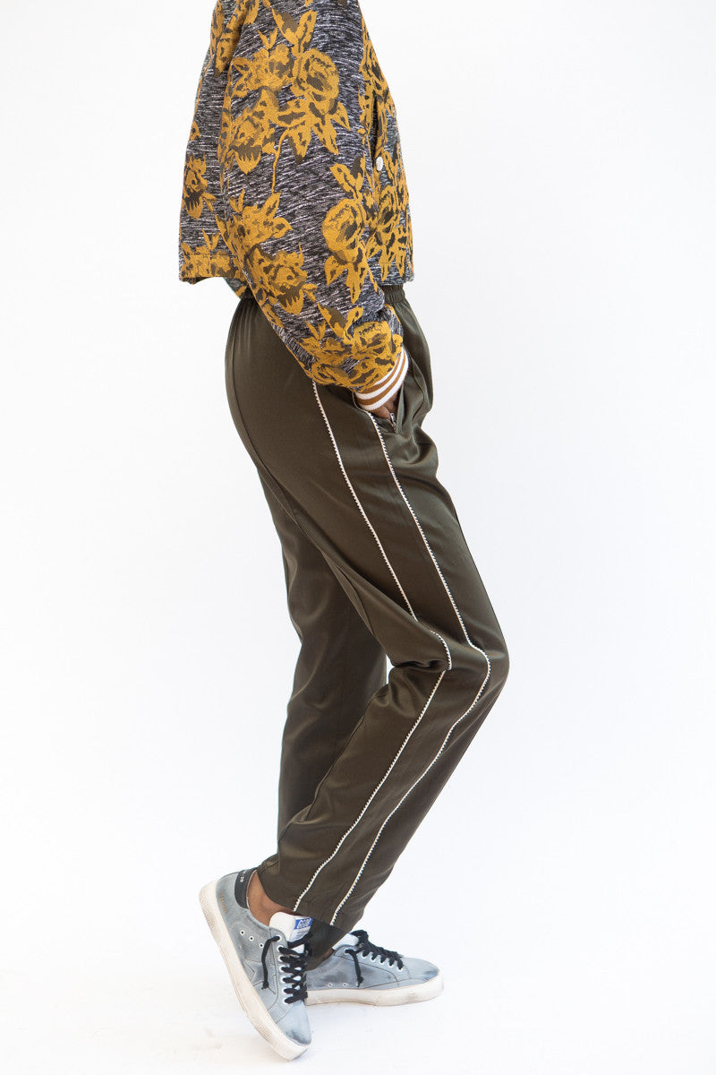 Opening Ceremony Silk Track Pant