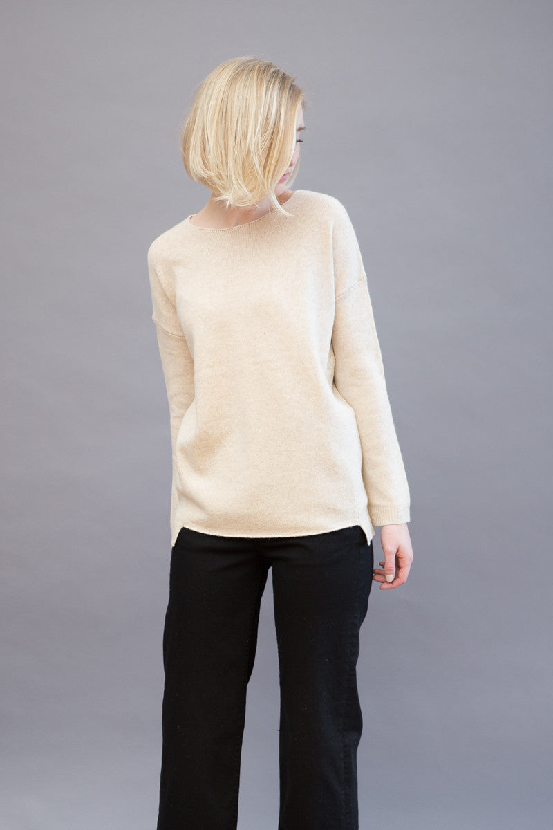 Organic by John Patrick Loose Fit Pullover