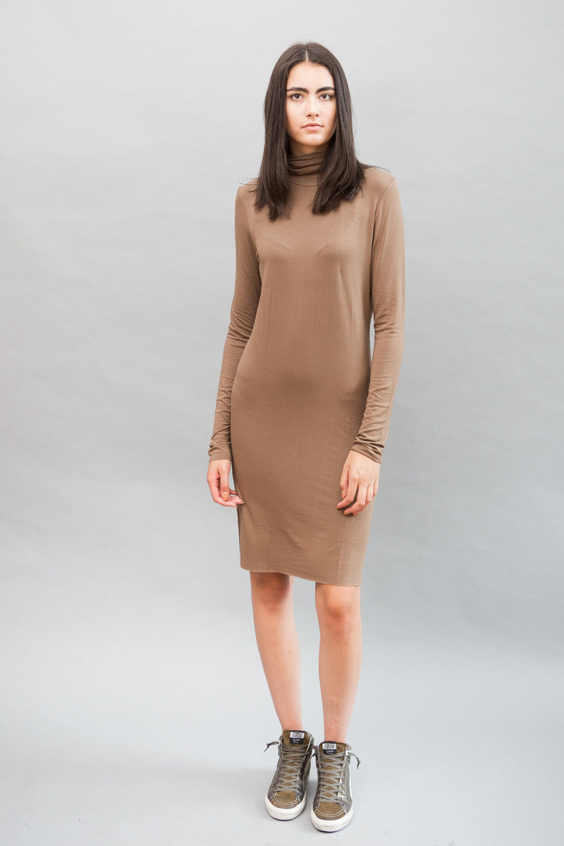 Organic by John Patrick Turtleneck Dress - grethen house