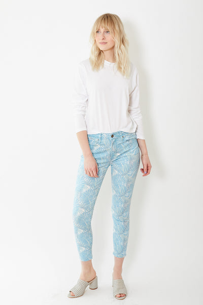 Parker Smith Ava Crop Skinny