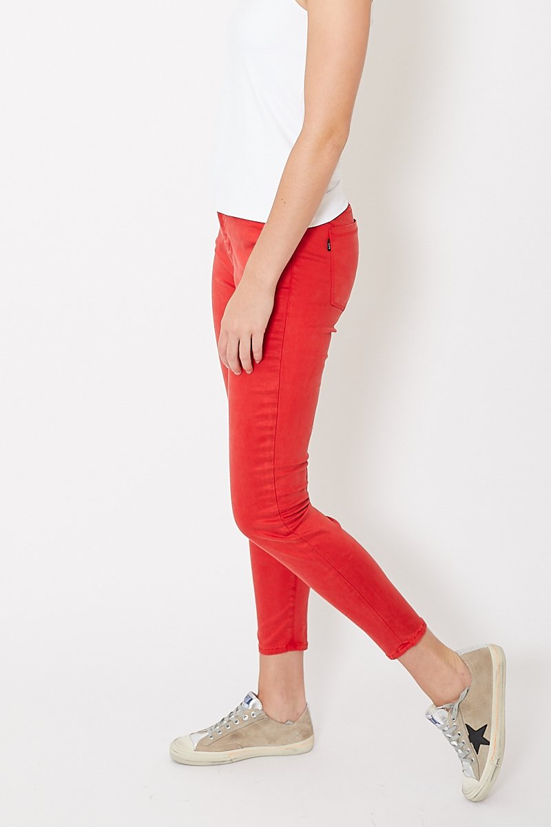 Parker Smith Ava Crop Skinny Jean