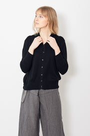 Pas de Calais Two Textured Cardigan