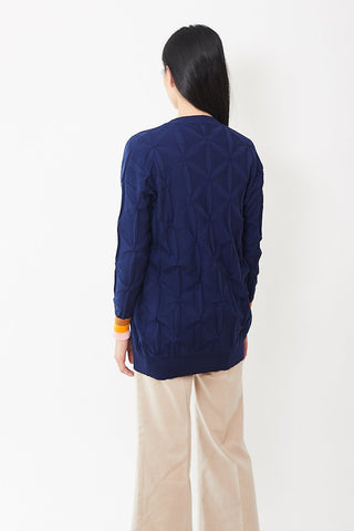 Paul Memoir Long Button Cardigan