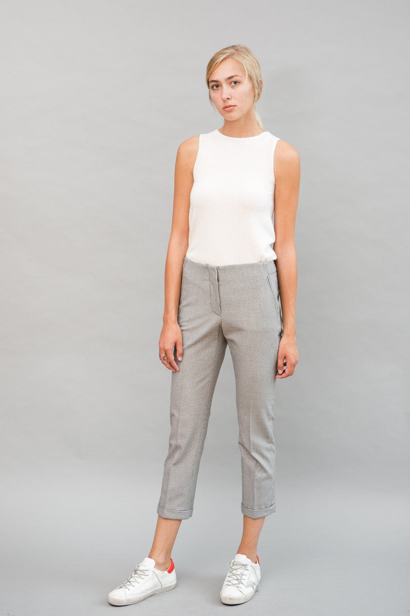 Peace of Cloth Cuff Ankle Pant - grethen house