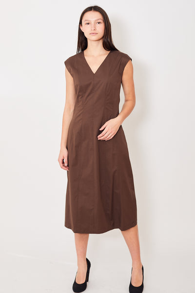 Peserico Sleeveless Midi Dress