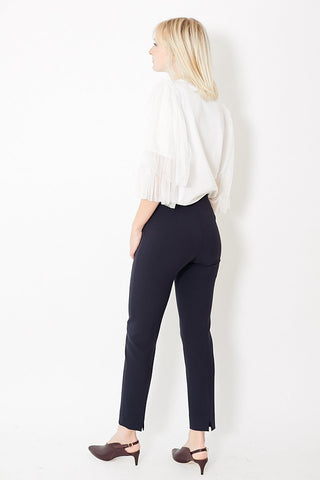 Peserico Ponti Side Zip Trouser