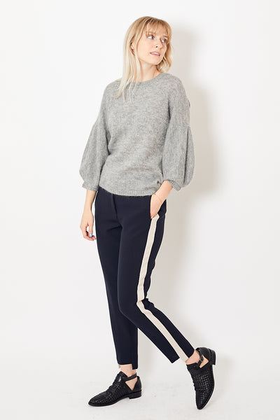 Peserico Side Stripe Pant