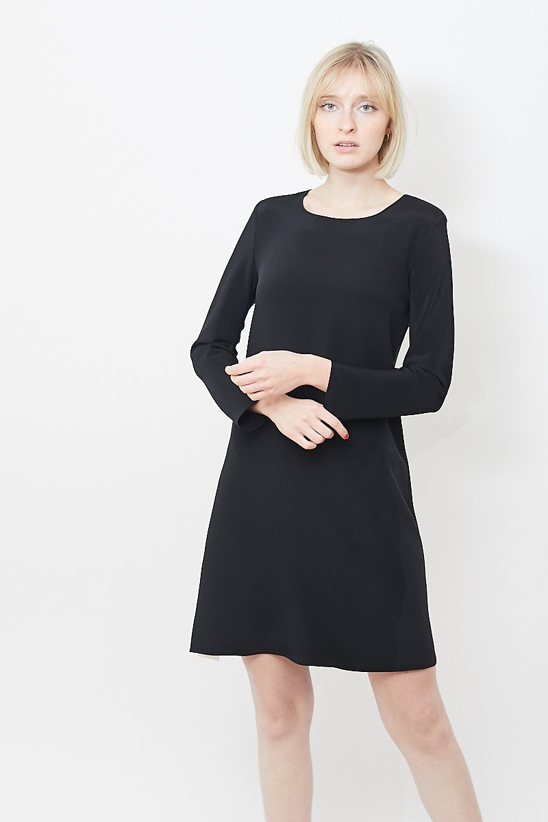 Peter Cohen Long Sleeve Tour Dress