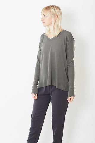 Private Air Cashmir V Neck Pullover