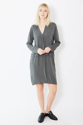 Private Silk Dress