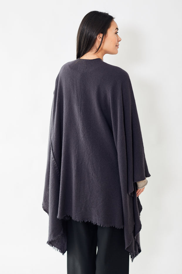 Private Slow-Cashmere Vintage Pucco Shawl