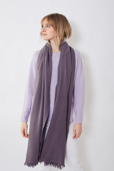 Private Slow-Cashmere Vintage Scarf
