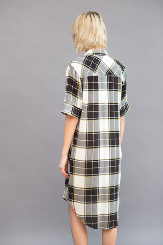 Public School Mara Shirt Dress