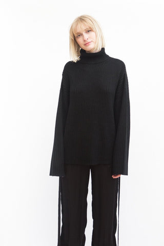 Public School Serat Oversize Turtleneck Sweater