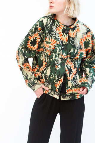 Raquel Allegra Military Jacket
