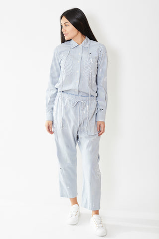 Raquel Allegra Painter's Pant