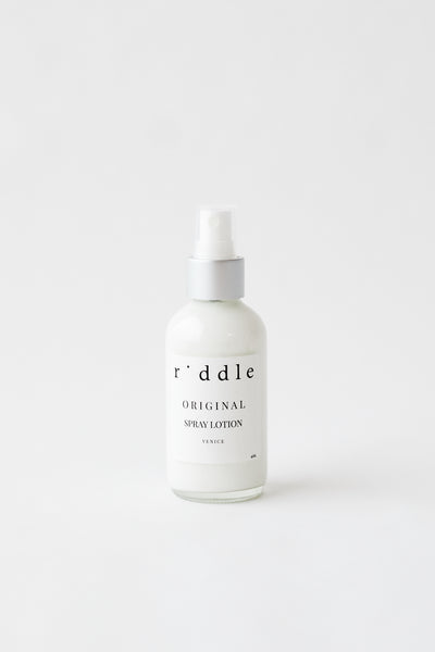 Riddle Scented Spray Lotion