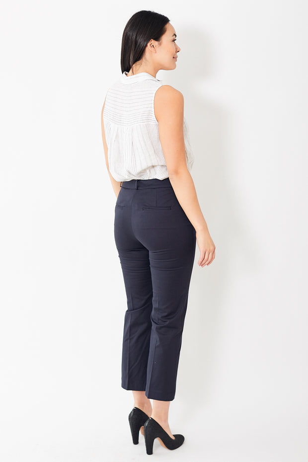 Rosso35 Cropped Trouser