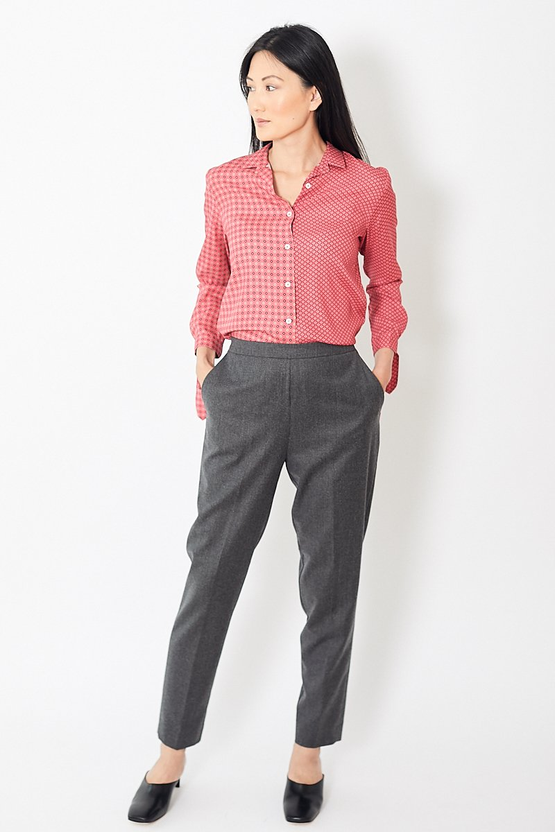 Rosso35 Pull-On Narrow Pant