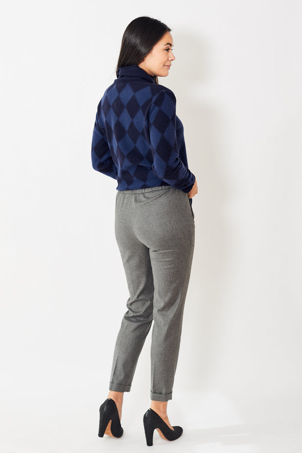 Rossopuro Pull On Trouser
