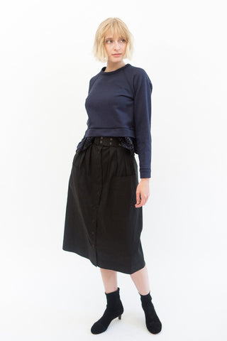 Sea NY Belted Cargo Skirt