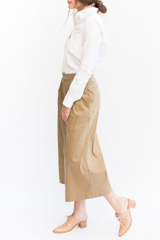 Sea NY Belted Lowrise Work Pant