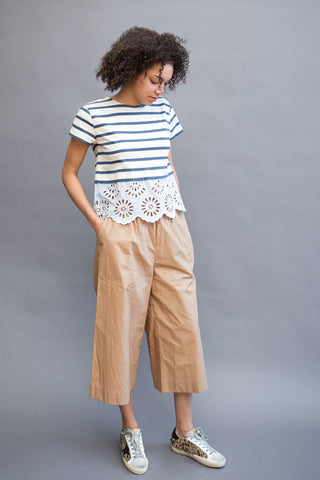 Sea NY Cotton Culottes