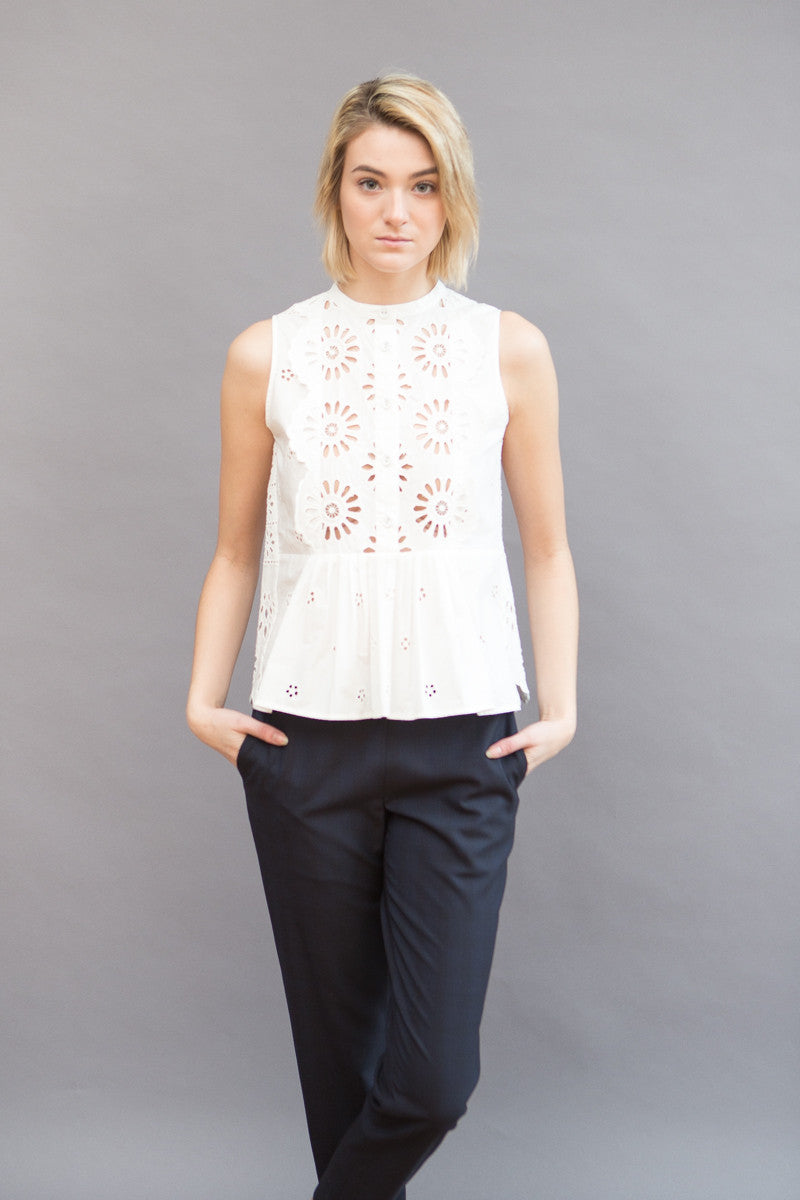 Sea NY Exploded Eyelet Tank