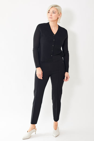 Seventy Slim Side Zip Trousers