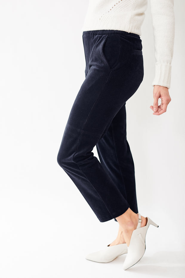 Seventy Velvet Corduroy Pull On Pants