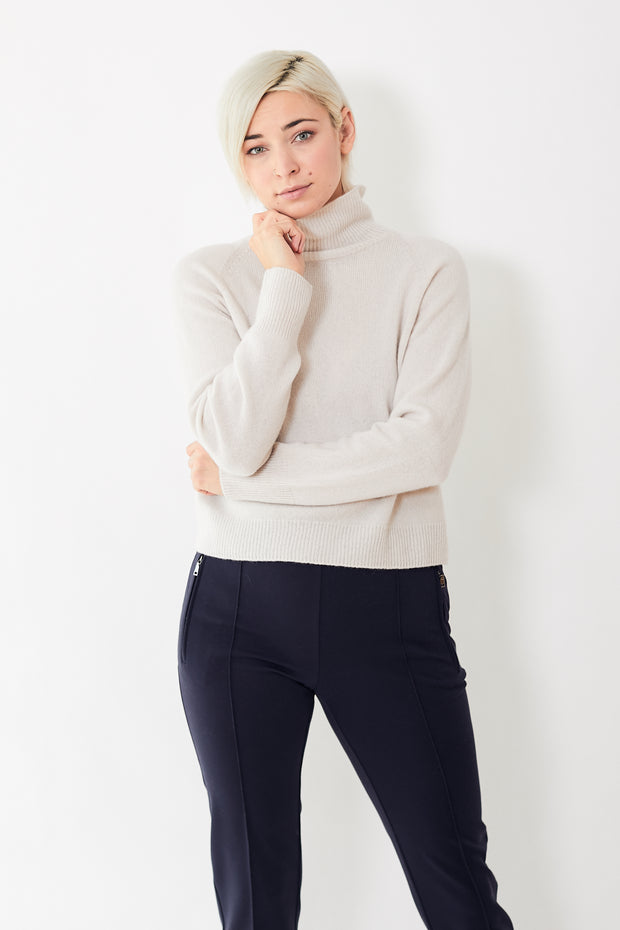 Seventy Wool Cashmere Turtleneck Sweater