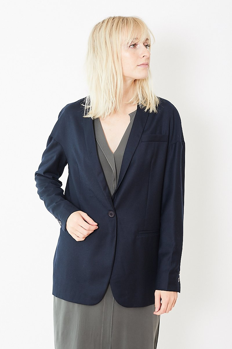 Private Cashmere/Silk Blazer