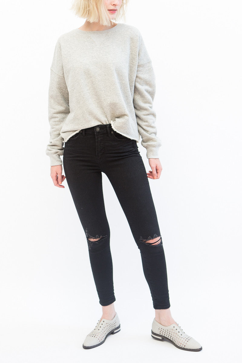 Silver Jeans Isbister High Rise Ankle Skinny Jean